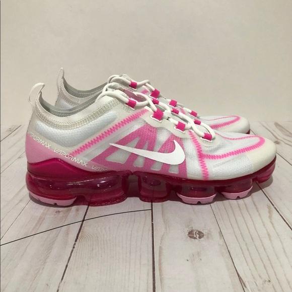 vapormax womens pink
